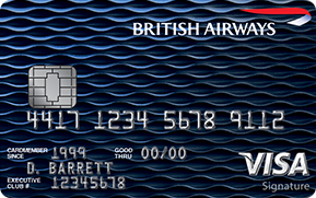 British Airways Visa Signature® Credit Card